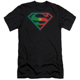 Superman - Portugal Shield (slim fit) T-shirts