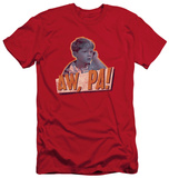 Andy Griffith - Aw Pa (slim fit) T-shirts
