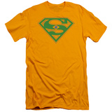 Superman - Brazil Shield (slim fit) T-Shirt