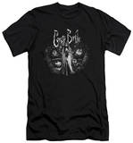 The Corpse Bride - Bride To Be (slim fit) T-Shirt