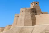 Wall of Itchan Kala (Ichon Qala) - Khiva (Chiva, Heva, Xiva, Chiwa, Khiveh) - Xorazm Province - Uzb Photographic Print by Daniel Prudek