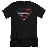 Superman - Super Patriot (slim fit) T-Shirt