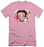 Betty Boop - I Love Betty (slim fit) T-Shirt