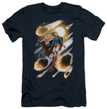 Superman - Supergirl No.1 (slim fit) T-shirts