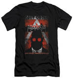 Batman Arkham City - Obey Order Poster (slim fit) Shirts