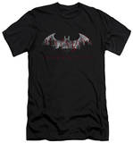 Batman Arkham City - Bat Fill (slim fit) T-shirts
