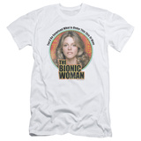 Bionic Woman - Under My Skin (slim fit) T-shirts