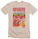 Back To The Future II - Sports Almanac (slim fit) T-Shirt