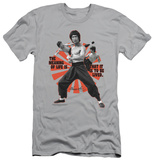 Bruce Lee - Meaning Of Life (slim fit) Shirts