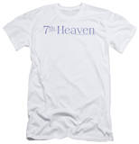 7th Heaven - 7th Heaven Logo (slim fit) T-Shirt