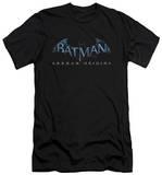 Batman Arkham Origins - Logo (slim fit) T-shirts
