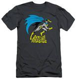 Batman - Batgirl Is Hot (slim fit) T-shirts