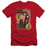 Bionic Woman - Jamie And Max (slim fit) T-Shirt