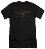 Batman Begins - Coming Through (slim fit) Shirt