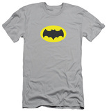 Batman Classic TV - Chest Logo (slim fit) T-Shirt