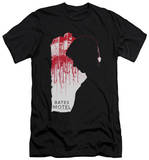 Bates Motel - Criminal Profile (slim fit) T-shirts