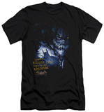 Batman Arkham Asylum - Arkham Killer Croc (slim fit) Shirt