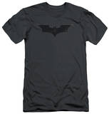 Batman Begins - Logo (slim fit) T-shirts