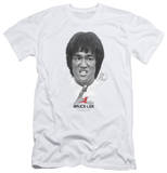 Bruce Lee - Self Help (slim fit) T-shirts