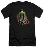 Batman Arkham City - Riddler Convicted (slim fit) T-shirts