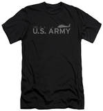 Army - Helicopter (slim fit) T-Shirt