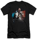 Batman Arkham City - Two Face (slim fit) T-shirts