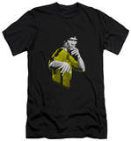 Bruce Lee - Suit Of Death (slim fit) Shirt