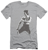 Bruce Lee - Chinese Characters (slim fit) T-Shirt