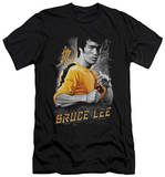 Bruce Lee - Yellow Dragon (slim fit) T-shirts