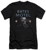 Bates Motel - Motel Room (slim fit) T-Shirt