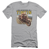 The Adventures of Tintin - Open Road (slim fit) T-Shirt