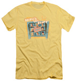 Brady Bunch - Here's The Story (slim fit) T-Shirt