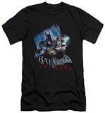 Batman Arkham City - Joke's On You! (slim fit) T-shirts