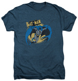 Batman - Through The Night (premium) T-Shirt