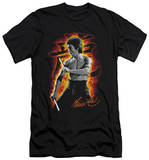 Bruce Lee - Dragon Fire (slim fit) T-shirts