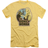 Bionic Woman - Jamie & Max (slim fit) T-Shirt