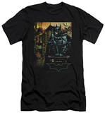 Batman Begins - Waiting (slim fit) T-shirts
