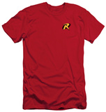 Batman - Robin Logo (slim fit) T-shirts