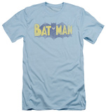 Batman - Vintage Logo (slim fit) Shirts