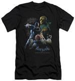 Batman Arkham Origins - Punch (slim fit) T-shirts