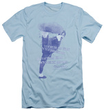 Bruce Lee - 10,000 Kicks (slim fit) T-shirts