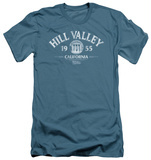 Back To The Future - Hill Valley 1955 (slim fit) T-shirts