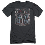 Braveheart - Freedom (slim fit) Shirts