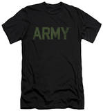 Army - Type (slim fit) T-shirts