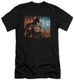 Batman Arkham City - City Knockout (slim fit) T-shirts