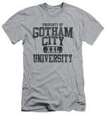 Batman - Property Of GCU (slim fit) Shirts