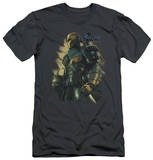 Batman Arkham Origins - Deathstroke (slim fit) T-Shirt
