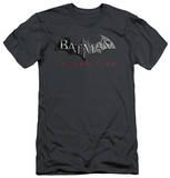 Batman Arkham City - Logo (slim fit) T-shirts