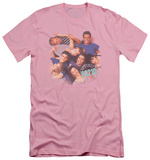 Beverly Hills 90210 - Gang In Logo (slim fit) T-shirts
