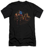 Bates Motel - Cast (slim fit) Shirts